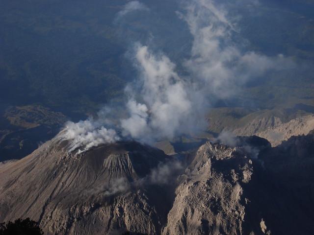 Viaje a Xela - Montañismo - Volcán Santa María (209)