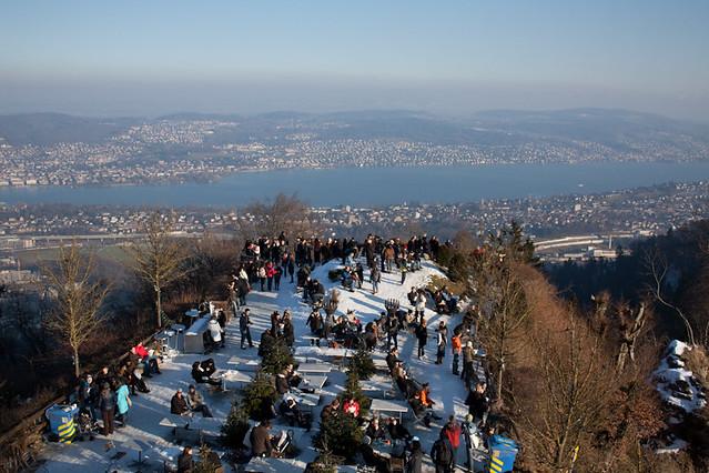 Uetliberg Zurich Flickr Photo Sharing