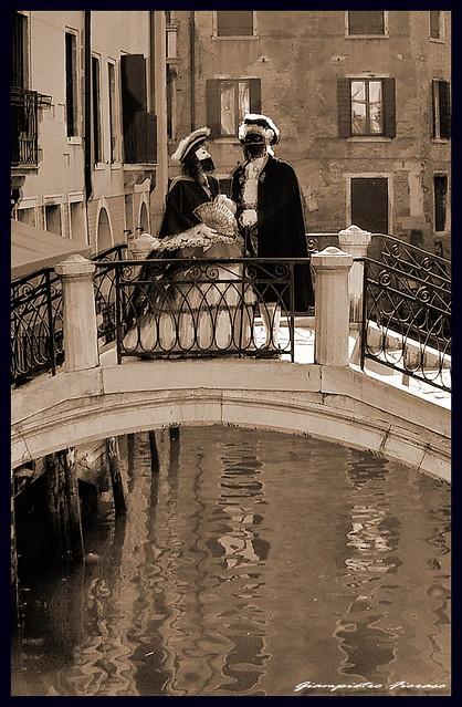 carnevale  a Venezia...