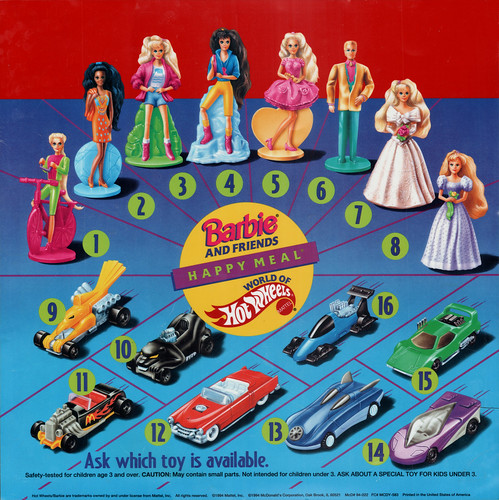 Toys From The 90s : Children of the s gender specific version toys