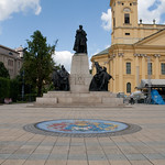 Debrecen, town center