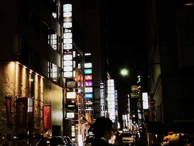 20120530 銀座夜色