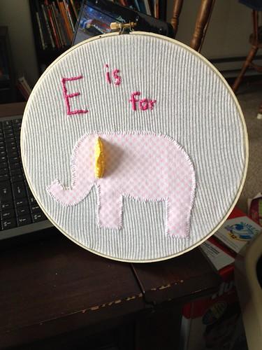 Alphabet Animal Art
