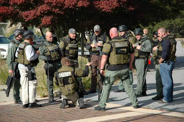 Hall County SWAT briefing | The Hall County Sheriff's ...