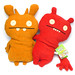 Ugly Dolls Deer Ugly +  Abima