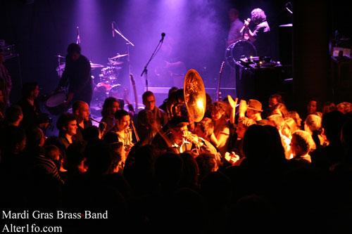 Mardi Gras Brass Band - UBU 2008 (14)