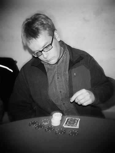 PDX Poker Night - Matthew Gagan