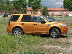 automobile, automotive exterior, sport utility vehicle, vehicle, compact sport utility vehicle, land rover, crossover suv, land rover freelander, bumper, land vehicle,