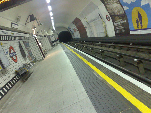 On The Underground