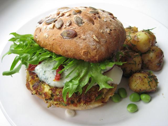 Vegetarian Restaurants Columbia City Seattle
