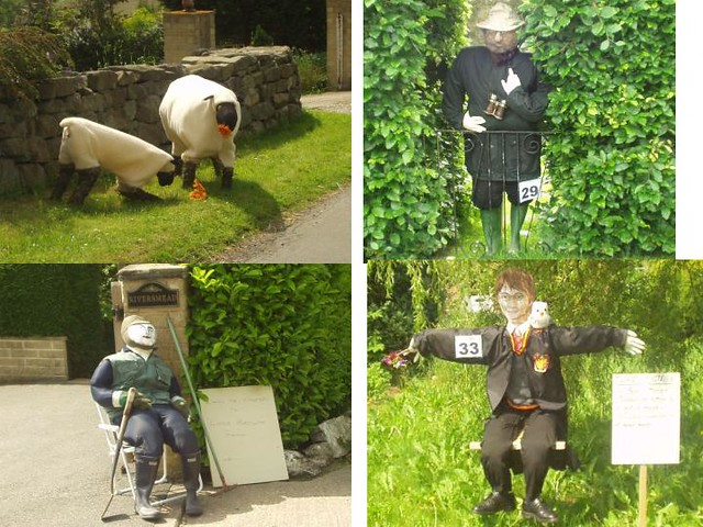 Birstwith Scarecrows 8