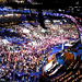 The convention floor from the nosebleeds (movie)