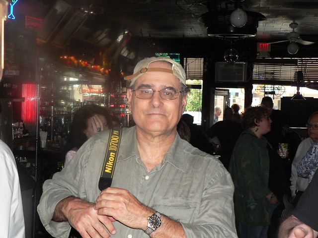 Gene Lowinger, 2008 by Jerry Shereshewsky