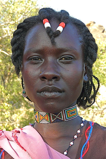 Nuba Tribe http://www.flickr.com/photos/rietje/3106985251/
