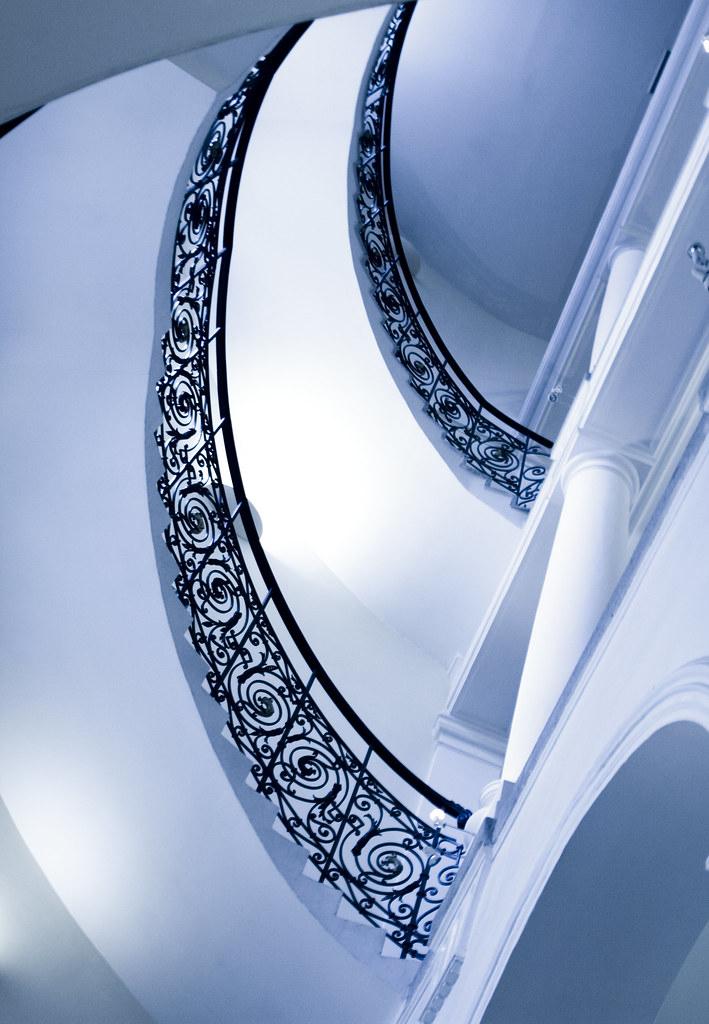 bas prix 8b3d7 1a116 Stairway of the Hotel Mercure, Prague, Czech Republic ...