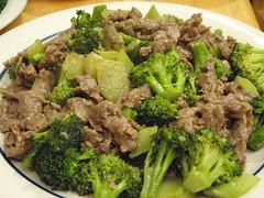 meal, broccoli, salad, vegetable, meat, food, dish, cuisine, caesar salad,