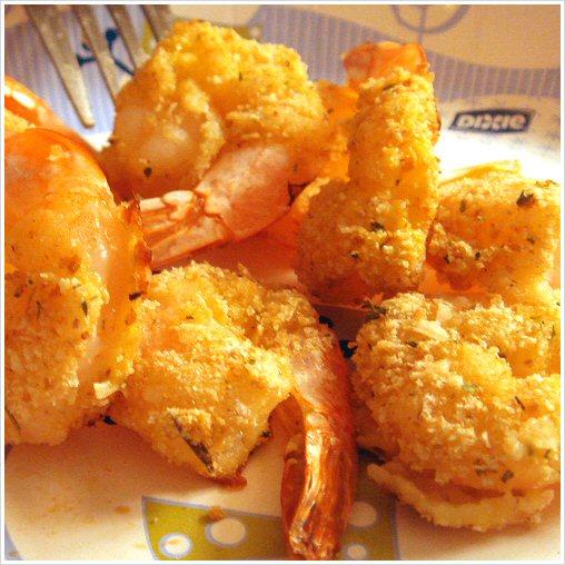 Mommy's bread soup   Recipe   Shrimp and vegetables ...   Breaded Shrimp Dinner Ideas
