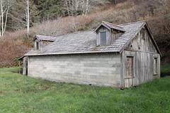 Military Farm Building 1