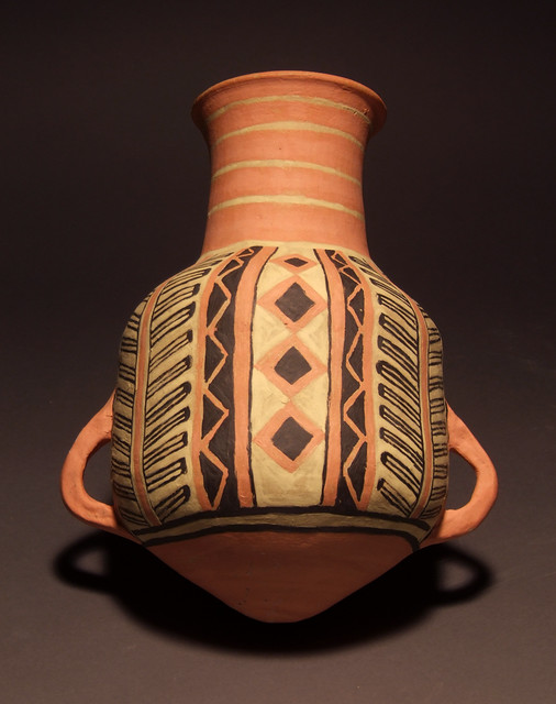 Intro to Ceramics - Fall 2008