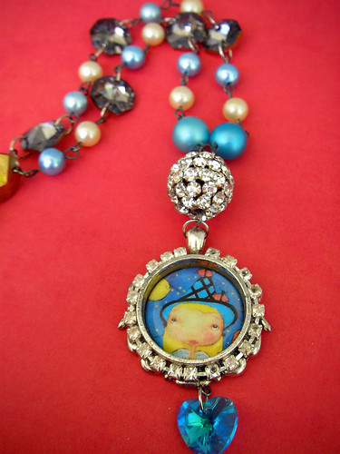 Enchanted Soiree Necklace! 8