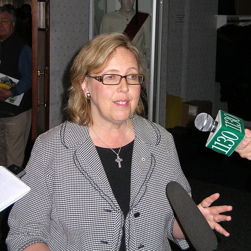 Elizabeth May MP