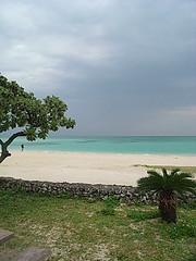 竹富島 コンドイビーチ