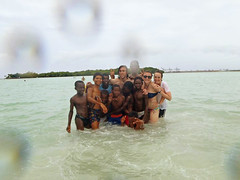 Splash-fest with the Caminante Boys