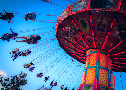 carnival amusement swings rides alamedacountyfair
