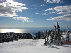 Skiing in Vancouver