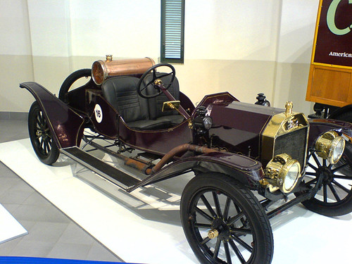 "Ford - Model T ""Speedster"""