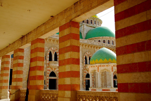 Great Mosque in Aleppo  - Under renovation
