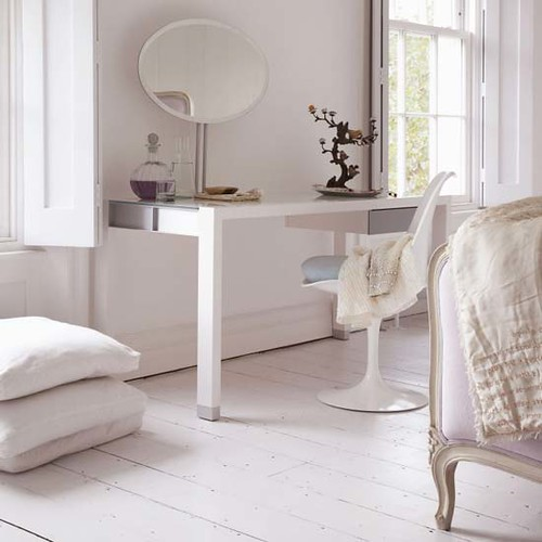 White Bedroom With Vanity Flickr Photo Sharing