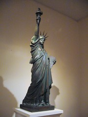 Statue of Liberty sales tool
