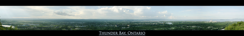 Thunder Bay Panorama