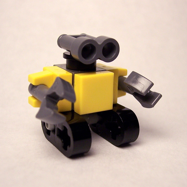 lego wall e flickr photo sharing. Black Bedroom Furniture Sets. Home Design Ideas