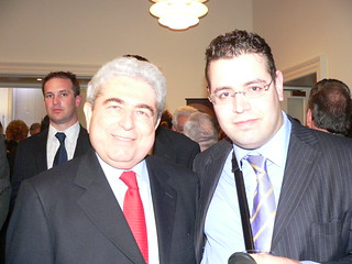 With the President of Cyprus