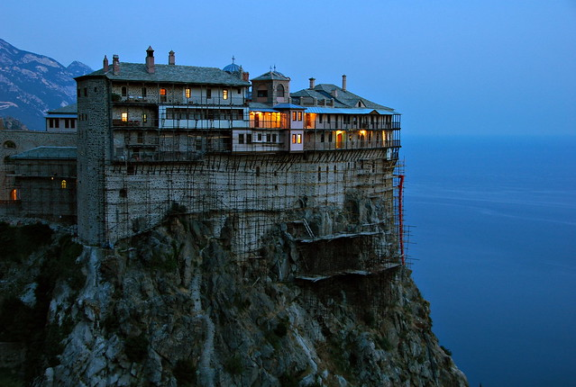Men Only Vacations - Mount Athos, Greece