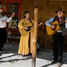 Bannack Days 2008-singers at cabin