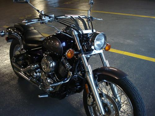 yamaha vstar 650 custom 5