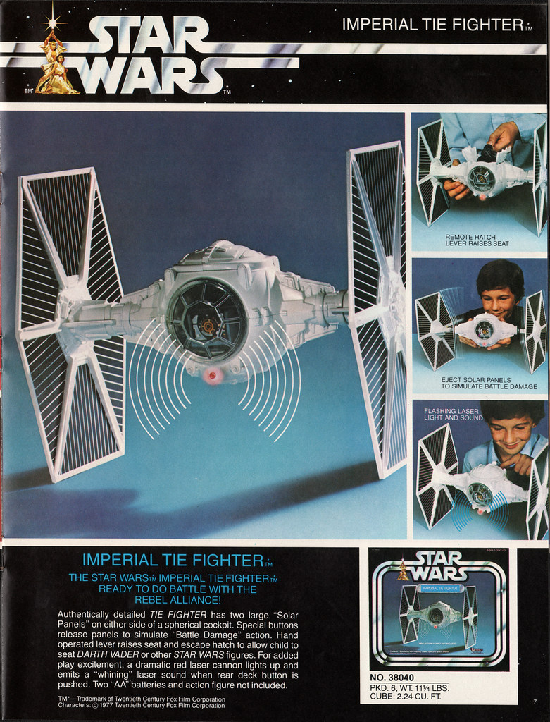 Kenner Star Wars product Supplement 1979 - page 08
