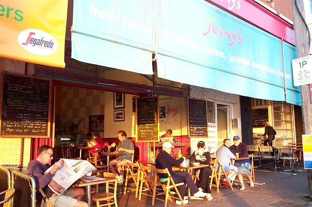 Jenny S Cafe Bronte