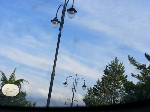 a strange sky
