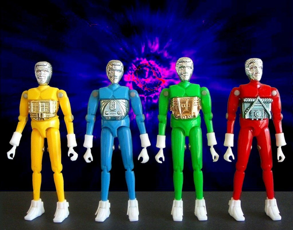 Mego micronauts opaque time travelers 2 of 3 a photo on