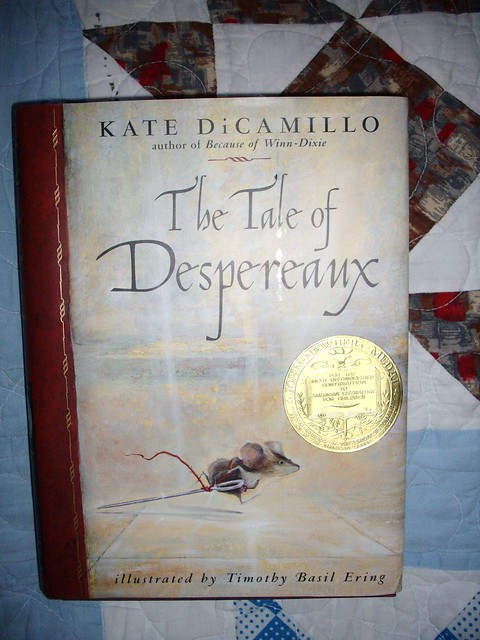 Kate Dicamillo The Tale Of Despereaux Book Review: Th...