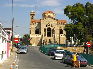 Panagia Τheoskepasti Church - Paphos (Pafos), Cyprus