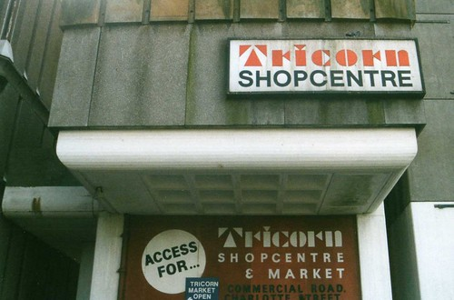 Tricorn Shopping Centre, Portsmouth (2002)