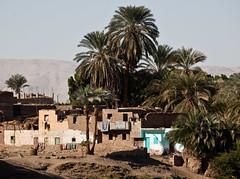 Egypt, village