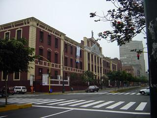 Universidad Nacional Federico Villarreal, Lima