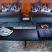Mid Century Sofa / Coffee Table by gtykal