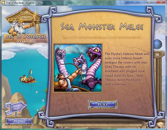 story 3-11 sea monster melee